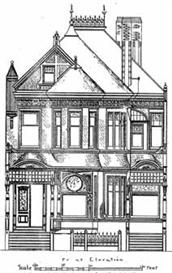 40 san francisco painted ladies original house plans - picturesque california homes