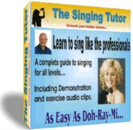 the singing tutor e-book