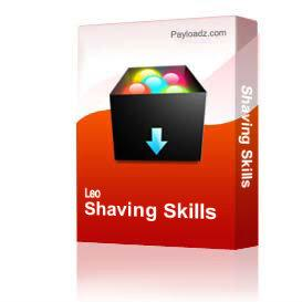 Shaving Skills | eBooks | Health