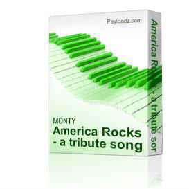 America Rocks - song from Electric Montgomery CD | Music | Rock