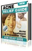 Acne Relief Guide - Acne Treatment & Prevention Tips | eBooks | Health