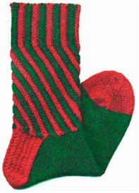 Peppermint Sticks 2 Socks knitting pattern - PDF | Other Files | Arts and Crafts