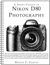 A Short Course in Nikon D80 Photography | eBooks | Arts and Crafts