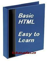 basic html ebook