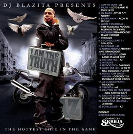 DJ Blazita - I Am The Truth! COVER DOWNLOAD | Music | Rap and Hip-Hop