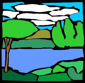 Lake 2 - eps | Other Files | Clip Art