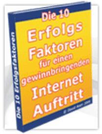 Die 10 Erfolgsfaktoren | eBooks | Business and Money