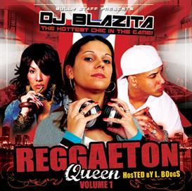 DJ Blazita - Reggaeton Queen vol1 - COVER DOWNLOAD | Music | Reggae