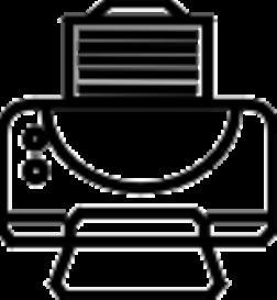 Fax machine 2 -eps | Other Files | Clip Art