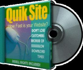 Quick Site----Stop loosing customers | Software | Internet