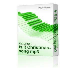 Is It Christmas- song mp3 | Music | Popular