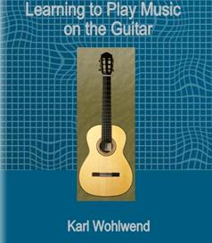 Learning to play music on the guitar | eBooks | Self Help
