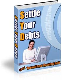 Settle Your Debts | eBooks | Business and Money