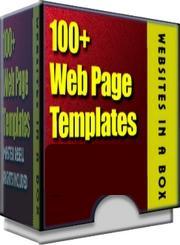 100 + web templates