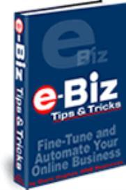 e-Biz Tips and Tricks | eBooks | Business and Money