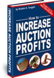 How to Increse Auction Profits | eBooks | Business and Money