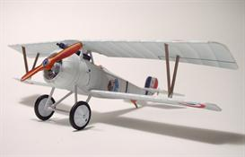 Nieuport 17 Model | Other Files | Arts and Crafts