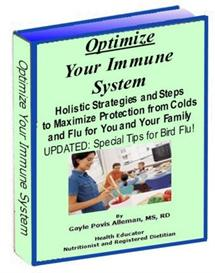 Optimize Your Immune System | eBooks | Health