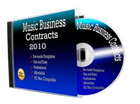 Music Business Contracts | Other Files | Documents and Forms