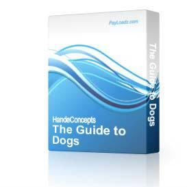 The Guide to Dogs | Software | Mobile