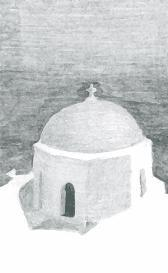 Greek church - psd | Other Files | Clip Art