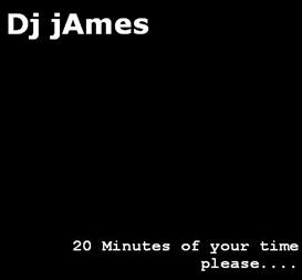 20 mins of your time please - 5 track electronica ep - dj james/ph!sh