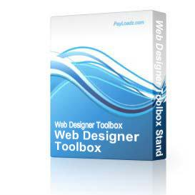 Web Designer Toolbox Standard Membership (FREE Updates For One Year) | Software | Design