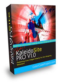 KaleidoSite Pro | Software | Design