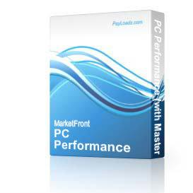 PC Performance (with Master Resell Rights!) | Software | Utilities