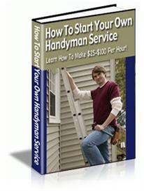 Handyman Startup Biz | eBooks | Business and Money