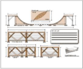 8ft wide halfpipe ramp plans: pdf format