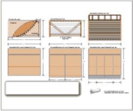 8ft Wide Quarterpipe Ramp Plans: PDF Format | eBooks | Sports