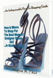 How And Where To Shop For The Best Women's Designer Shoes 24/7...In Si | eBooks | Self Help