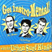 Urban Surf Kings - Get Instro-MENTAL! Music CD Download | Music | Instrumental