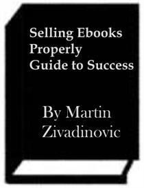 ultimate guide!sell ebooks online properly!e-book sales