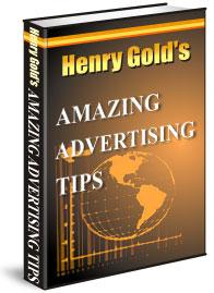 Amazing Ad Tips By Henry Gold | eBooks | Business and Money