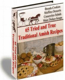 Amish Recipes | eBooks | Food and Cooking