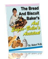 Bread and Biscuit Baker Cookbook | eBooks | Food and Cooking