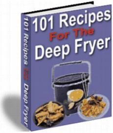 Deep Fryer Recipes | eBooks | Food and Cooking