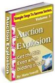 Auction Explosion | eBooks | Business and Money
