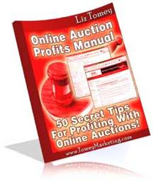 Online Auction Profits Manual | eBooks | Business and Money