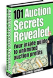 101 Auction Secrets Revealed! | eBooks | Business and Money
