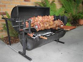Plans for Rotisserie and Accessories | eBooks | Food and Cooking