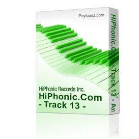 HiPhonic.Com - Track 13 - Anonymous and Scirocco - Landmine.mp3 | Music | Rap and Hip-Hop