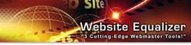 website equalizer