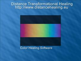 color therapy software