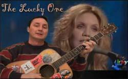 learn to play the lucky one by alison krauss
