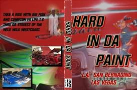 HARD IN DA PAINT Lowrider DVD | Movies and Videos | Action