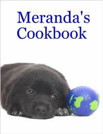 Meranda's Cookbook | eBooks | Food and Cooking