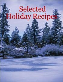 Selected Holiday Recipes | eBooks | Food and Cooking